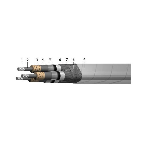 Кабель ЦОСБ-35