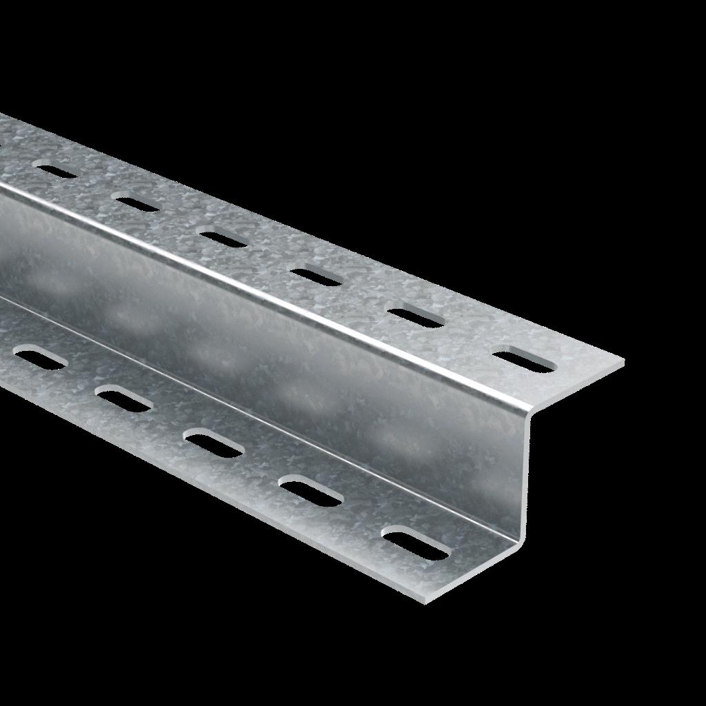 Z-образ проф 50х50х50,L1000 цинк-ла