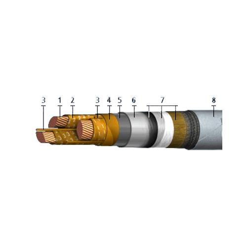 Кабель СБ2ЛГ-10