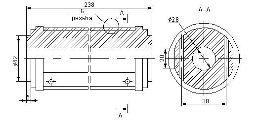 Цилиндры фарфоровые ЦФ