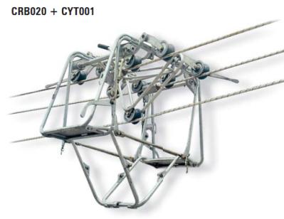 Инспекционные тележки CRB-CRT
