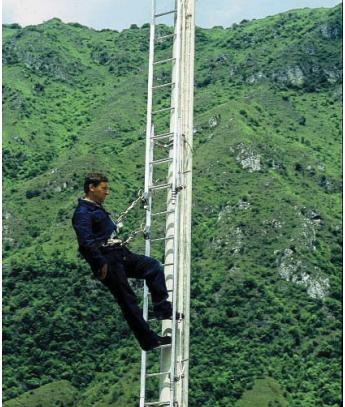 Лестницы из легкого алюминиевого сплава SCP