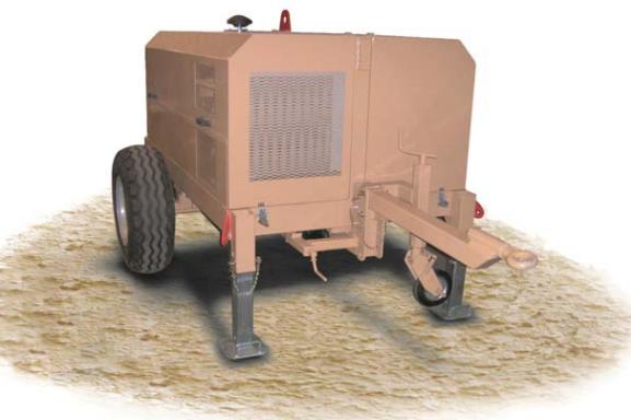 Гидравлическая натяжная машина ARS505, сила тяги 50 кН