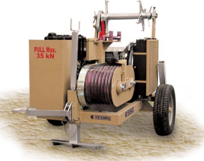 Гидравлическая натяжная машина ARS403, сила тяги 35 кН