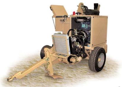Гидравлическая натяжная машина ARS400, сила тяги 45 кН