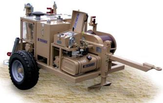Гидравлическая натяжная машина ARS510, сила тяги 70 кН