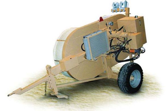 Гидравлические тормозные машины FRS506-FRS500, сила торм. 75 кН