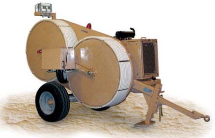 Гидравлическая натяжная-тормозная (реверсивная) машина AFS404, сила тяги/торм. 45 кН