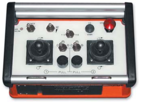 AXH – Радиоуправление