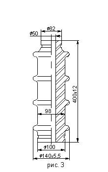 Изоляторы для электрофильтров