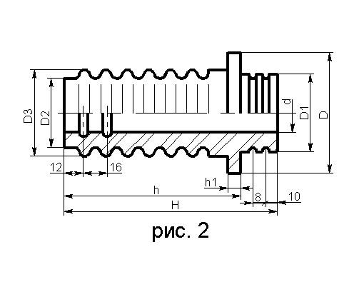 Изоляторы для разных установок ВПМ-10-20