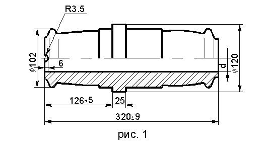 Неармированные изоляторы 8ВУ для различных установок
