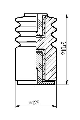 Изоляторы И 10-20 кВ