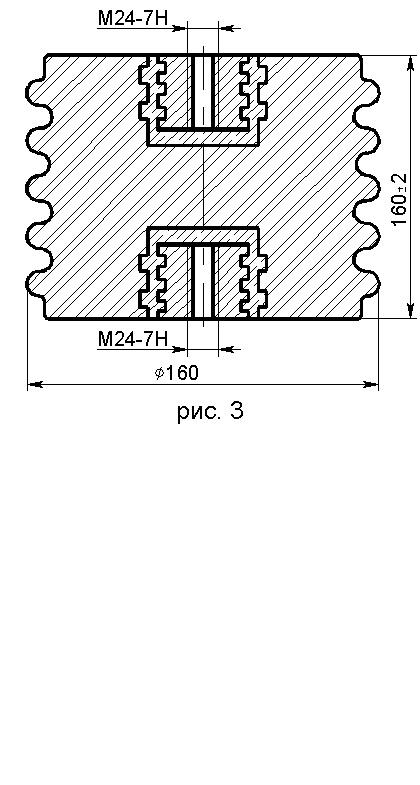 Изоляторы ИО и ИОР 20-3,75 20 кВ