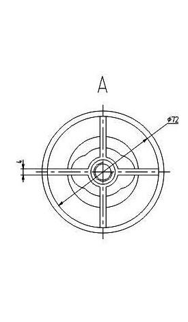 Изолятор 10 кВ полимерный опорный ИОРП-10
