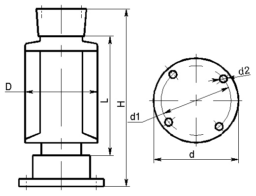 Изоляторы С6-125, С4-450, С6-450