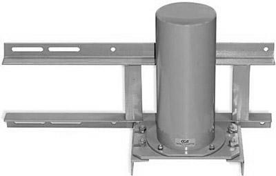 Кронштейн для крепления к опорам оптической муфты МОПГ-М