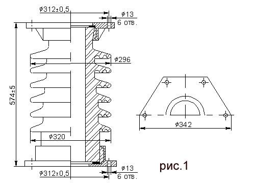 Армированные покрышки ПВМО для маломасляных выключателей