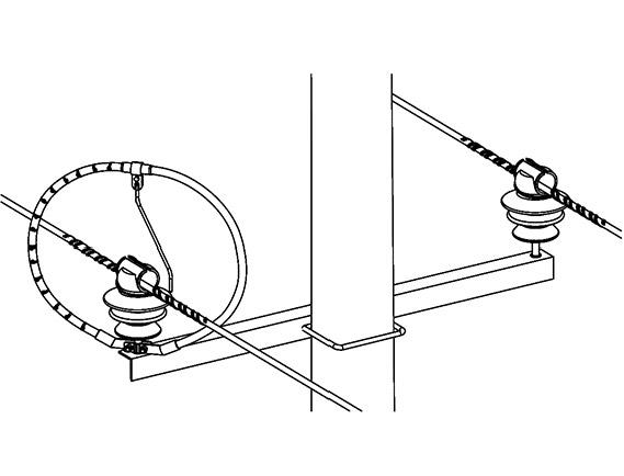 Разрядник длинно-искровой РДИП1-10-IV-УХЛ1