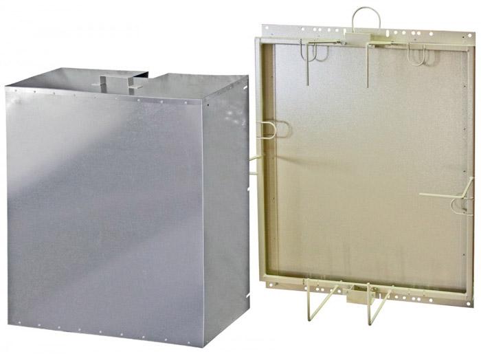 Шкаф ШРМ для размещения муфт и запасов оптического кабеля